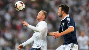 Руни мог сыграть за Шотландию