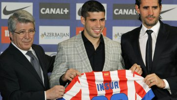 Эмилиано Инсуа счастлив в Мадриде