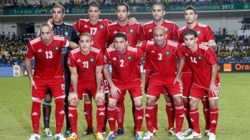 Форвард сборной Марокко поплатился на употребление марихуаны