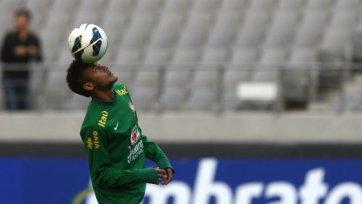 Неймар сможет помочь сборной Бразилии
