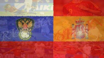 Сборная России может сыграть с Испанией