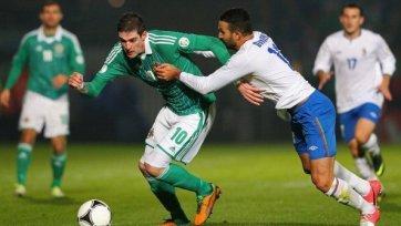 Азербайджан одержал первую победу в отборе на ЧМ-2014 года