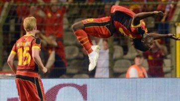 Ромелу Лукаку продли победную серию сборной Бельгии