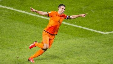 Голландия отгрузила венграм восемь мячей