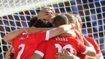 Швейцария отправляется на чемпионат мира