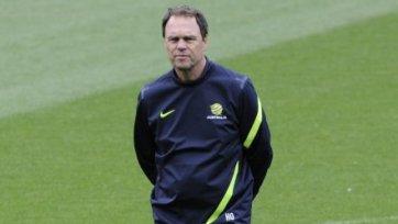 Сборная Австралии осталась без тренера