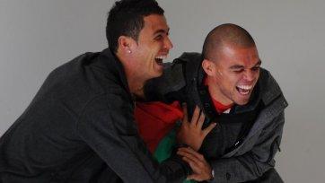 Пепе и Роналду не сыграют с Люксембургом