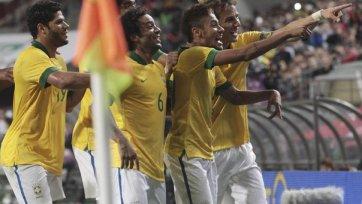 Бразилия берет верх в очередном «товарняке»