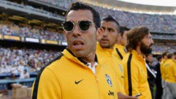 Тевес: «В футболе нет страха, даже если речь идет о «Реале»