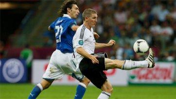 Германия и Италия договорились о товарищеском матче
