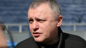 Суркис: «Неудачи в Лиге Европы не дают покоя до сих пор»