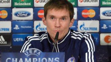 Александр Глеб не прочь поиграть за «Кубань»