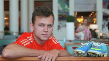 Черышев не прочь остаться в «Севилье» еще на сезон