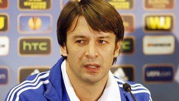 Шовковский: «По факту уже стал помощником Блохина»