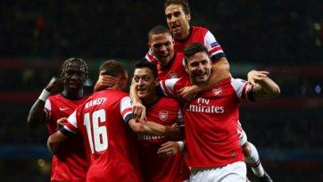 Месут Озил: «Я провел замечательное время в «Реале», но теперь я в «Арсенале» и счастлив»