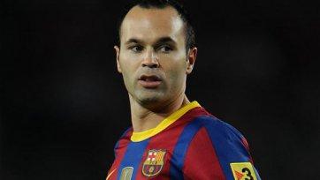 Андрес Иньеста остаётся в «Барселоне»!