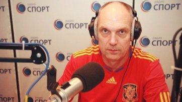 Бубнов: «Слуцкий карманный тренер, а Карпин вообще не тренер»