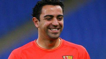 Хави: «Незаменимых игроков нет, поэтому у «Барселоны» хорошее будущее»