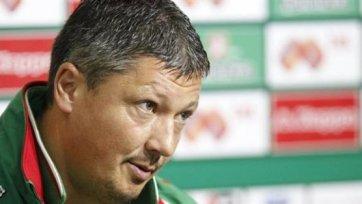 Пенев: «У нас нет выбора, с Чехией будем играть на победу»