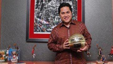 Официально. «Интер» продан индонезийцу