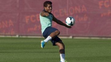 «Реал Сосьедад» намерен подписать хавбека «Барселоны»