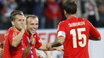 Россия увозит ничью из Баку и бронирует места на Чемпионате мира