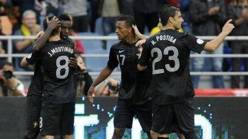 Португалия переигрывают Люксембург и отправляется в «стыки»
