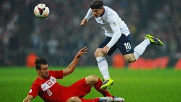 Англия добывает путевку на Чемпионат мира
