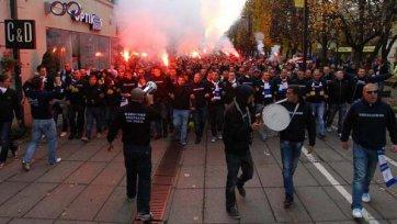 О том, как боснийцы выход на Чемпионат мира праздновали (видео)