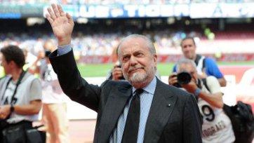 Президент «Наполи» хотел бы видеть в команде Верратти