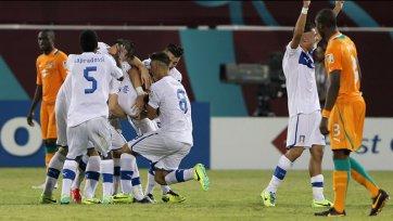 Лука Видо приносит итальянцам победу