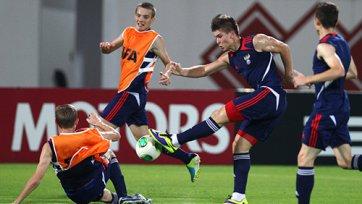 Юношеская сборная России готова к старту на чемпионате мира