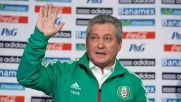 Очередные тренерские перестановки в стане сборной Мексики