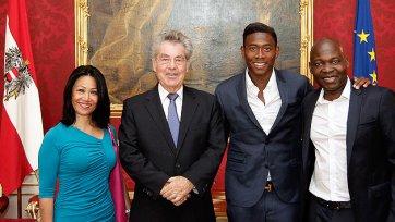 Давид Алаба – новая мировая звезда или будущий претендент на «Золотой мяч»