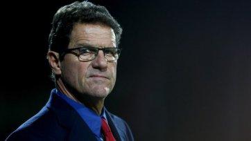 Капелло: «Самой прогрессирующей командой сейчас является Бельгия»
