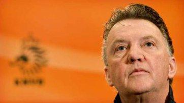 Ван Гал: «У нас есть слабые стороны и над ними будем работать»