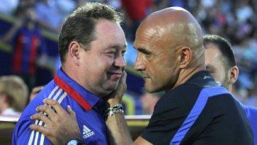 Слуцкий: «Результат матча мог быть иным»