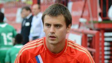 Матч с «Зенитом» стал сотым для Георгия Щенникова