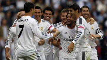 «Реал» на классе взял верх над «Малагой»
