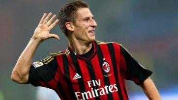 Гол Бирсы принес «Милану» победу над «Удинезе»