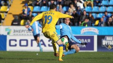 «Ростов» проигрывает при посредственной игре соперника