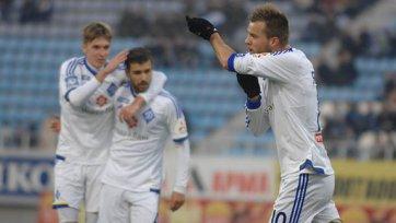 Киевское «Динамо» побеждает в столичном дерби