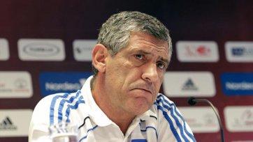 Сантуш: «Румыния очень амбициозная команда»