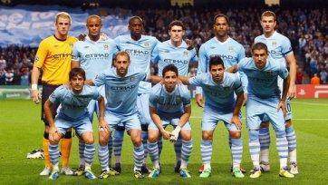 «Манчестер Сити» успешно приземлился в Москве