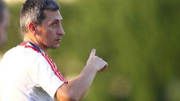 Дмитрий Хомуха: «Создали много моментов, но вновь не забили»