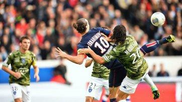 Ибрагимович считает гол в ворота «Бастии» лучшим в карьере