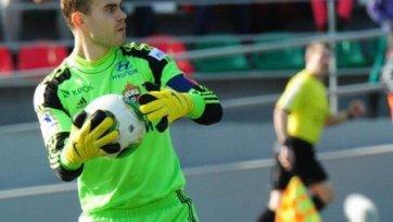 Игорь Акинфеев сыграет против «Манчестер Сити»