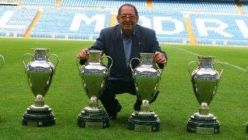 Франсиско Хенто пророчит «Реалу» пять трофеев Лиги чемпионов