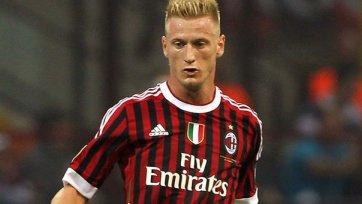 «Рома» интересуется защитником «Милана»