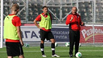 «Амкар» начал подготовку к игре с «Динамо»